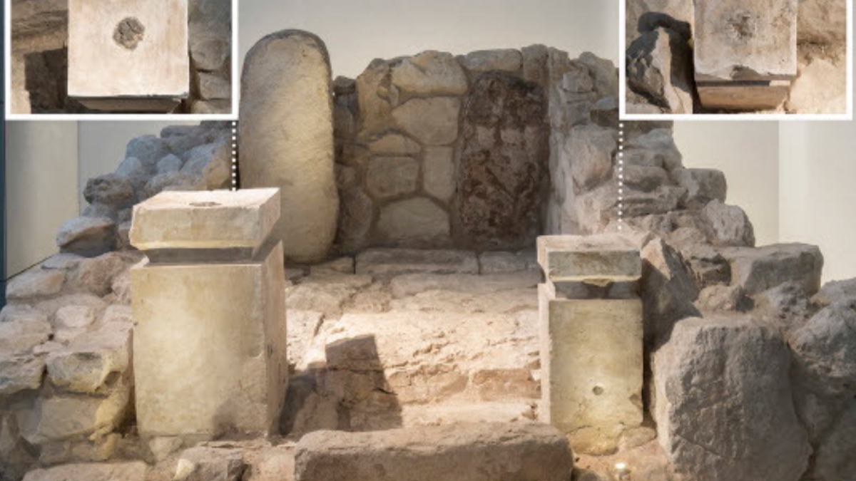 Evidence of Ritualistic Marijuana Use Found in Ancient Jewish Temple