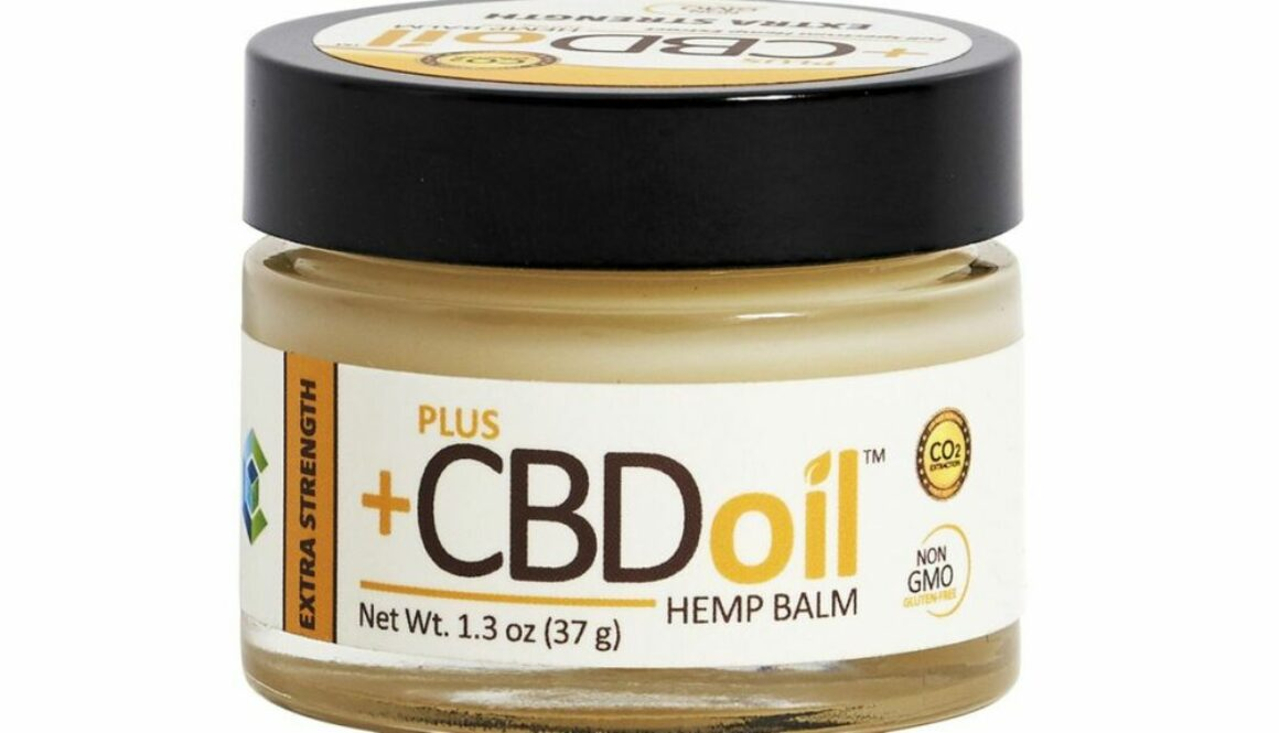 Finest CBD Products For Body & Skincare
